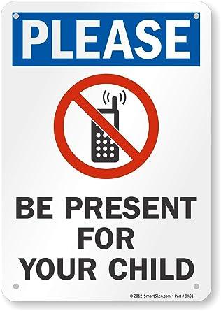 Plastic Sign Phone