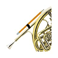 Gazley French Horn Pencil Clip Black