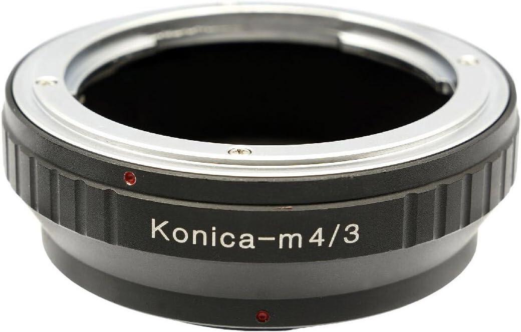 Gadget Place Konica AR Lens Adapter for Olympus OM-D E-M5 II PEN E-PL7 E-P5 OM-D E-M10 OM-D E-M1 E-PL6 E-PL5