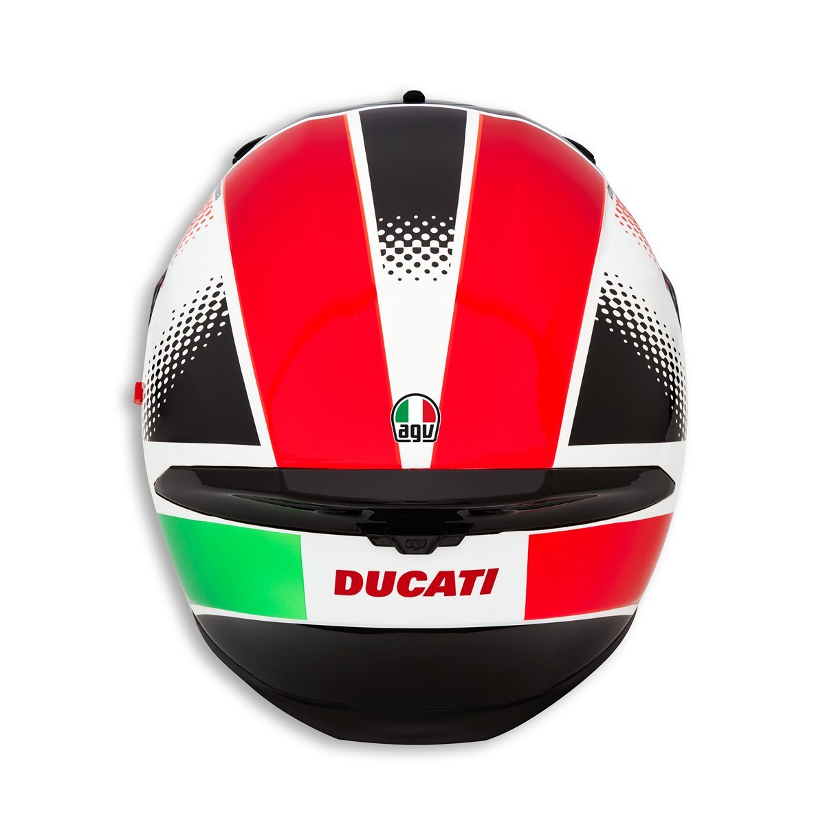 Amazon.com: Ducati Peak V3 Full face helmet by AGV 98103701 (M): Automotive