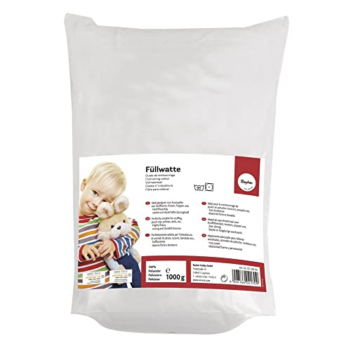 Rayher 3315800 - Relleno para cojines (1 kg)