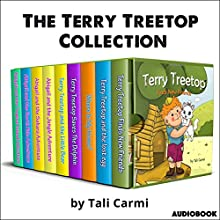 The Terry Treetop Collection Audiobook by Tali Carmi Narrated by Amy Smolinski