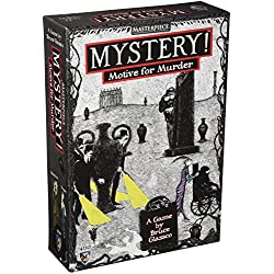 Mystery: Motive for Murder Board Game