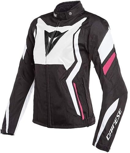 Dainese Edge Tex Chaqueta de moto para mujer: Amazon.es ...