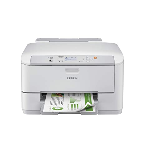 Epson Workforce Pro WF-5190DW - Impresora de Tinta (USB 2.0 ...