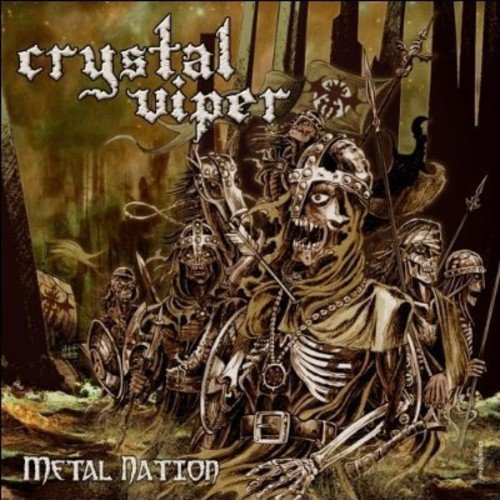 Metal Nation by CRYSTAL VIPER (2013-05-04) ()
