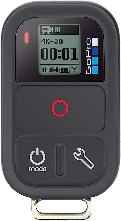 GoPro Smart Remote - Mando a distancia para videocámaras GoPro Hero
