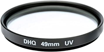 Fujiyama Black 49mm Circular Polarizing Filter for Canon EF-M 15-45mm F3.5-6.3 IS STM Made in Japan