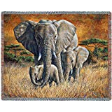 Pure Country Inc. Loving Mother Tapestry Throw Blanket