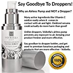 Voibella Advanced Anti-Aging Vitamin C Facial Serum - Best Natural Anti-Wrinkle Face Serum For Women: Hydrating, Smoothing, Tightening, Firming, Pore Min & Anti Blemish (BONUS E-Book & Consultation)