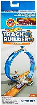 Hot Wheels – Looping Track para Hacer Acrobacias - Accesorio ...