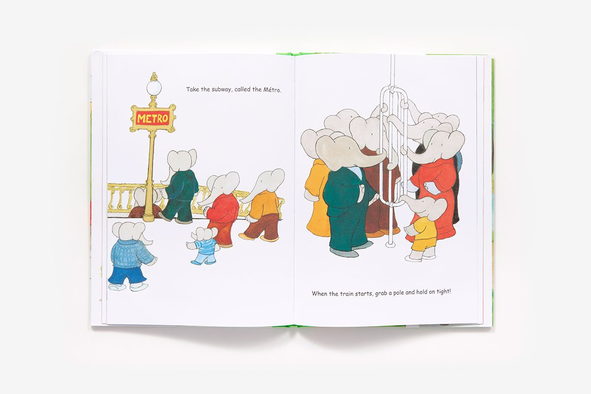 Babar's Guide to Paris by ABRAMS BYR (Image #3)