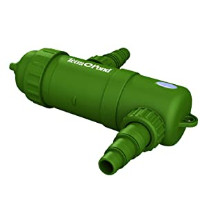 TetraPond GreenFree UV Clarifier for Clean, Clear Ponds