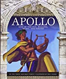 Apollo: God of the Sun, Healing, Music, and Poetry (Roman Mythology)