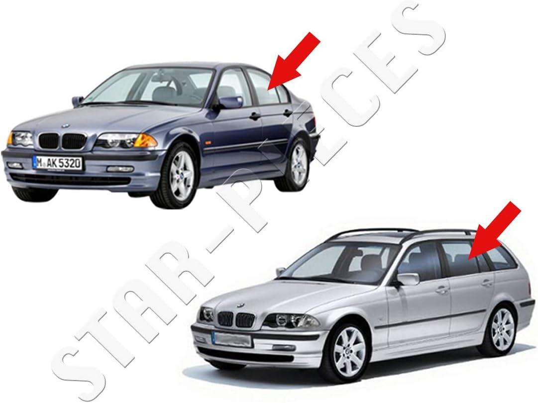 ALZACRISTALLI BMW SERIE 3 MECCANISMO POSTERIORE SINISTRO  DAL 1998 AL 2005 E46