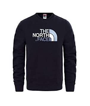 6dd7e574a4 The North Face Drew Peak Crew Pull Homme: Amazon.fr: Sports et Loisirs