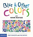 Fine artists are paired with early learning concepts in this groundbreaking series for the toddler set.      Henri Matisse's abstract cut-outs are used to teach colors in this polished read-aloud board book. Blue & Other Colors takes chil...