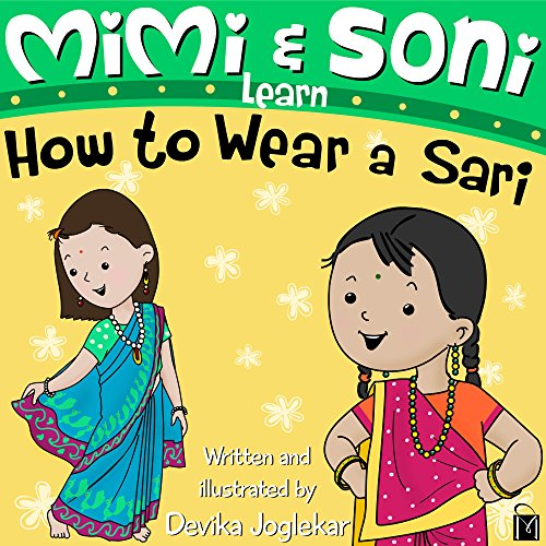 Mimi and Soni Learn How to Wear a Sari ()