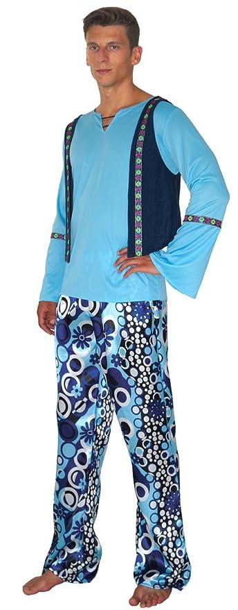 Maylynn 14110-L - Disfraz de Hippie Zac década de los 60 y ...