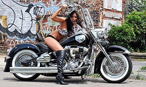 Hot Harley Girls - 8