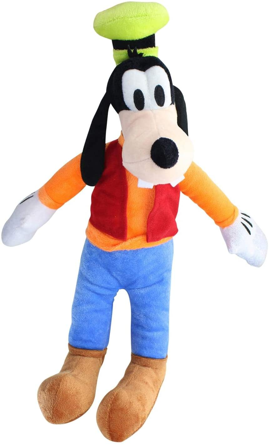 Amazon Com Disney Mickey Mouse Clubhouse Goofy Plush Doll Toys Games
