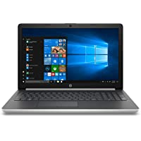 HP 14s cf1004TU 2019 14-inch Laptop (8th Gen Core i5-8265U/8GB/256GB SSD/Windows 10/Integrated Graphics), Natural Silver