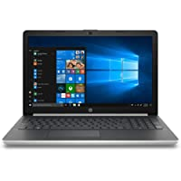 HP 15q-ds0004tx 15.6 inch Full HD Laptop (Intel i5-8250U/8GB DDR4/1TB HDD/Win10/NVIDIA MX110 2GB Graphics/Fast Charge) Natural Silver
