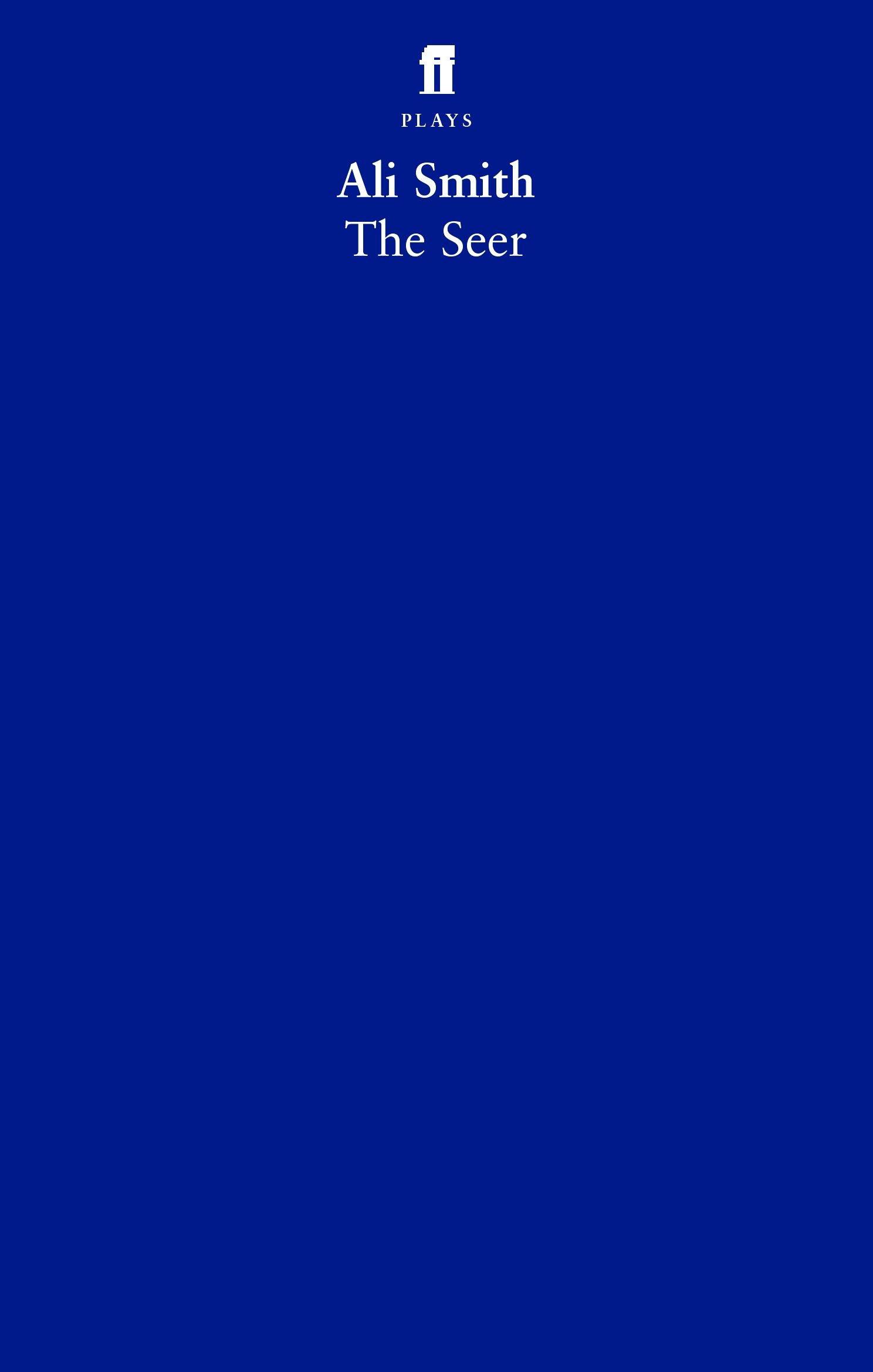 The Seer ebook