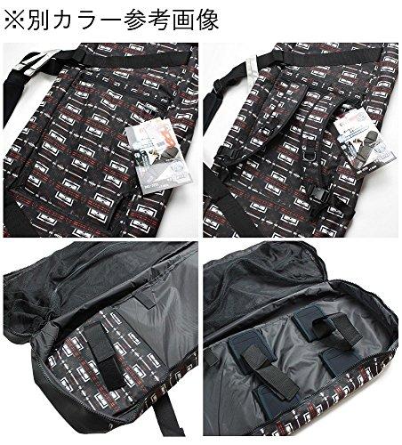 DBSアクセサリーKIZAKIキザキスキーバッグ「オールインスキーケース」DBS-B3755(ツリー・ブラウン)