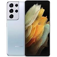 SAMSUNG Galaxy S21 Ultra 5G Factory Unlocked Android Cell Phone 128GB US Version Smartphone Pro-Grade Camera 8K Video…