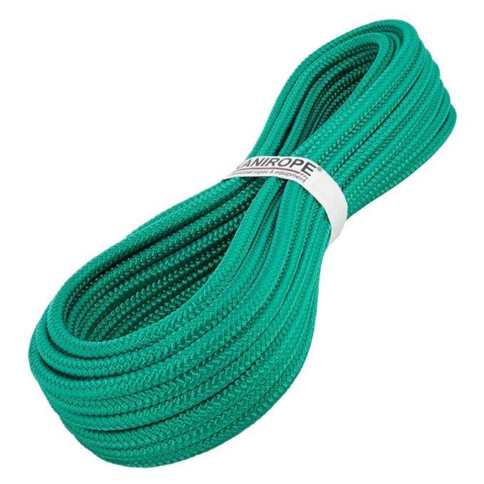 2802 Kanirope/® PP Seil Polypropylenseil MULTIBRAID 6mm 100m geflochten Farbe Oliv