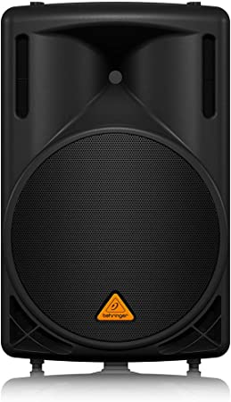 Behringer B215D altavoz - Altavoces (Universal, De 2 vías, Piso, Mesa/estante, 280W, 55-20000 Hz, 8 Ohmio) Negro