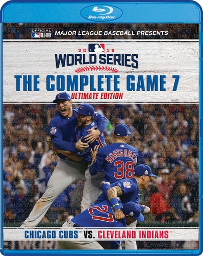(Chicago Cubs: 2016 World Series: The Complete Game 7 (Ultimate Edition) [Blu-ray] )