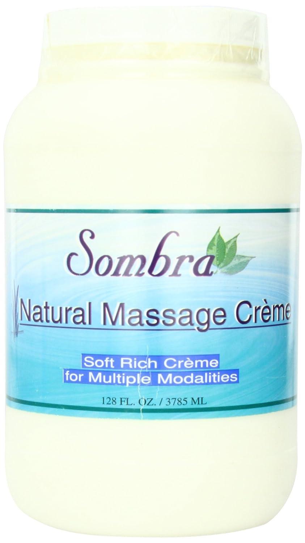 amazon com sombra natural massage creme 8 ounce health