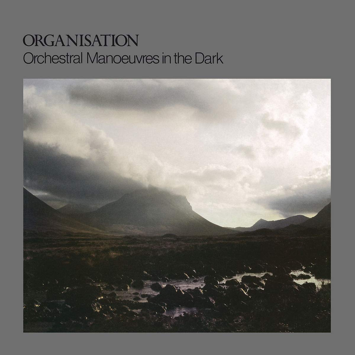 Vinilo : Omd ( Orchestral Manoeuvres in the Dark ) - Organisation (LP Vinyl)