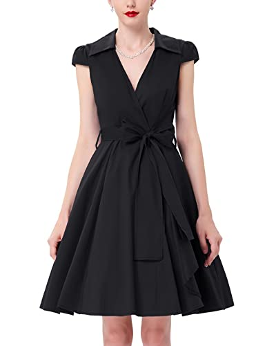 GRACE KARIN Women's Wrap Dress...