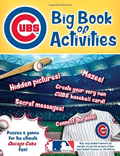 Peg Puzzle Book (Chicago Cubs: The Big Book of Activities (Hawk's Nest Activity Books))