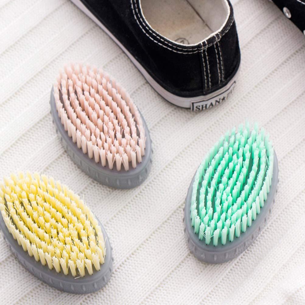 Vosarea Reiniger Scrubber Brush Multifunktionale Kleidung Schuhe Reinigungsb/ürsten Bad K/üche Waschen Werkzeuge Gr/ün