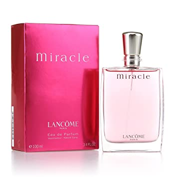 Image result for Lancome Miracle 100 ml
