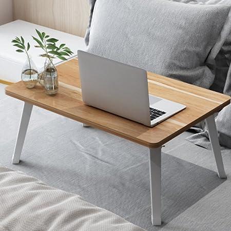mesa plegable Ajustable Sencilla Mesa de Escritorio Plegable ...