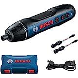 Parafusadeira a Bateria Bosch Go 3,6V BIVOLT com 2 bits