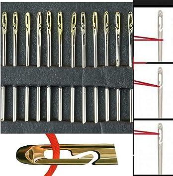 LESHP Direct Aguja instantánea Needles automático Agujas de ...