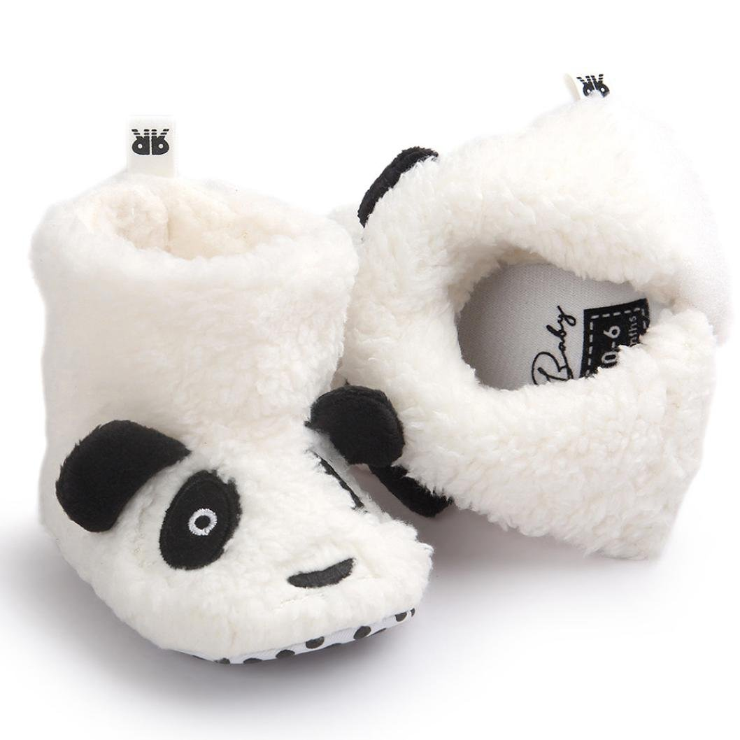 Lovely Baby Soft Sole Snow Boots Soft Crib Shoes Toddler Boots Amiley Baby Boots