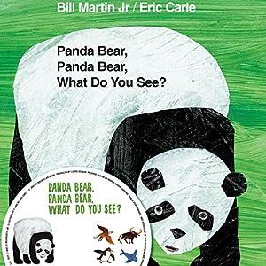 Panda Bear, Panda Bear, What Do You See? Audiobook