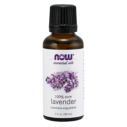 NOW Solutions Lavender Essential Oil, 1-Ounce