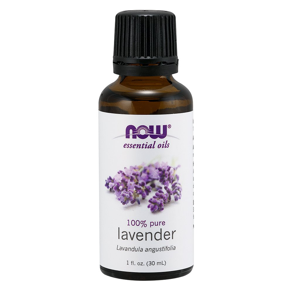 NOW Lavender Oil, 1-Ounce