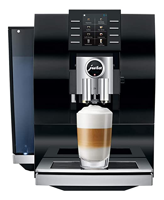 Jura 15245 - Cafetera automática, color negro: Amazon.es: Hogar