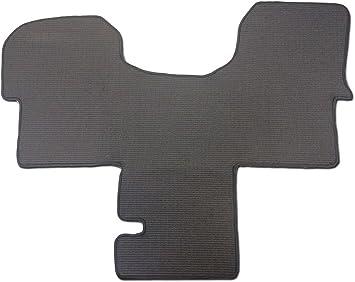 Tailored Black Carpet 1 Piece Van Floor Mat