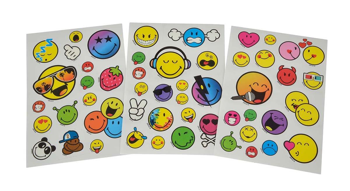 Simba 109363087 - Smiley Tatuajes: Amazon.es: Juguetes y juegos
