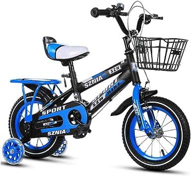 MUYU 12(14,16,18,20) Pulgadas Bicicleta Infantil Bicicleta Niños ...